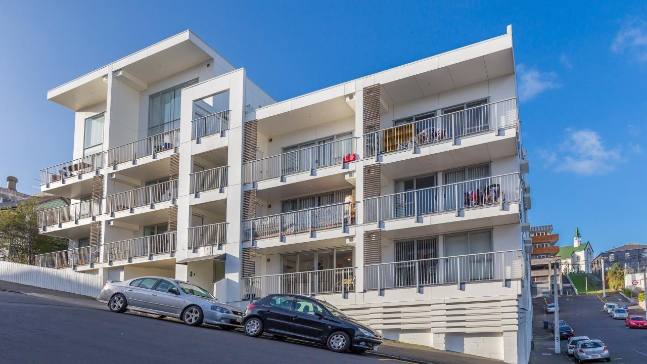 107/10 Flower Street, Eden Terrace