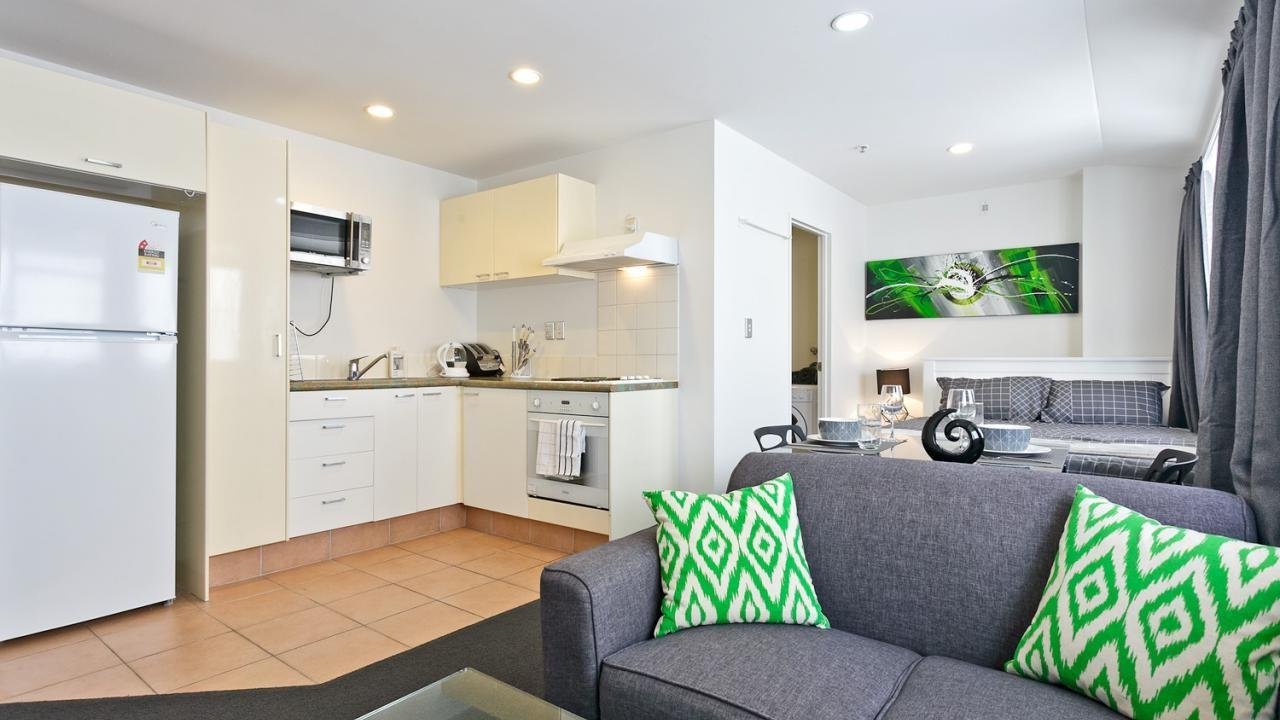 9D/2 Whitaker Place, Auckland Central
