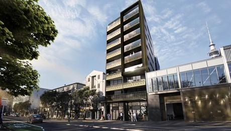 905/6 Dock Street, Auckland Central