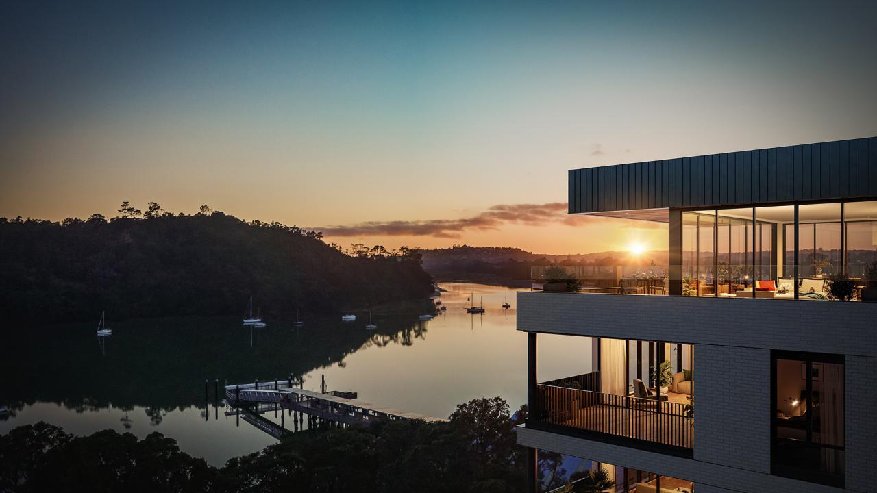 102/45 Hudson Bay Road - Launch Bay , Hobsonville Point