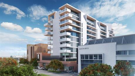 803/141 Pakenham Street West, Auckland Central