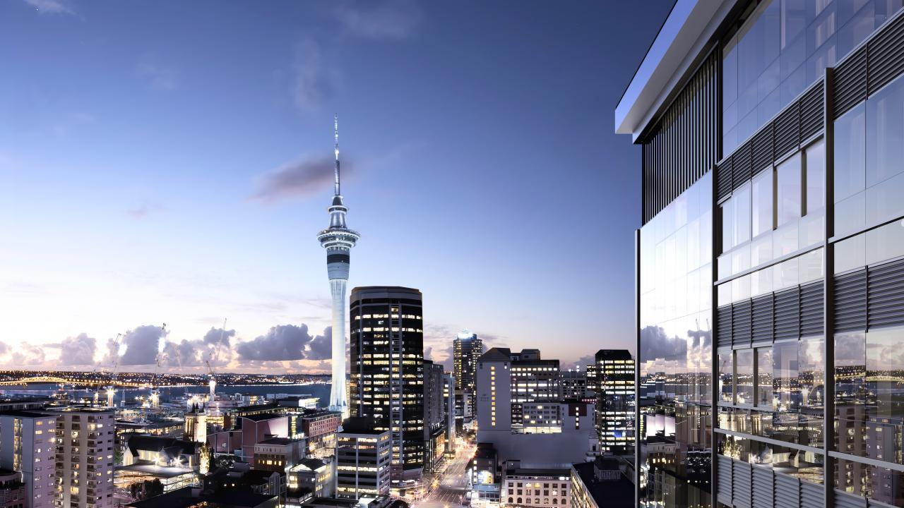 6F1/1 Greys Avenue, Auckland Central