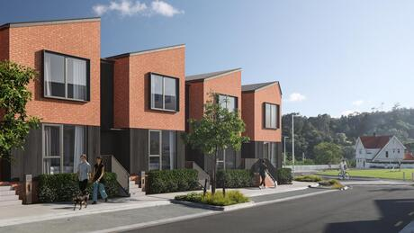 Lot 19-25 1 Marlborough Crescent - Launch Bay, Hobsonville Point