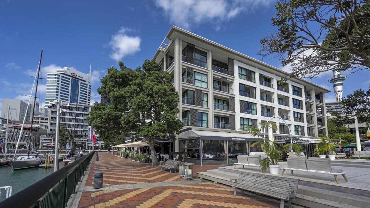 4R/99 Customs Street West, Auckland Central