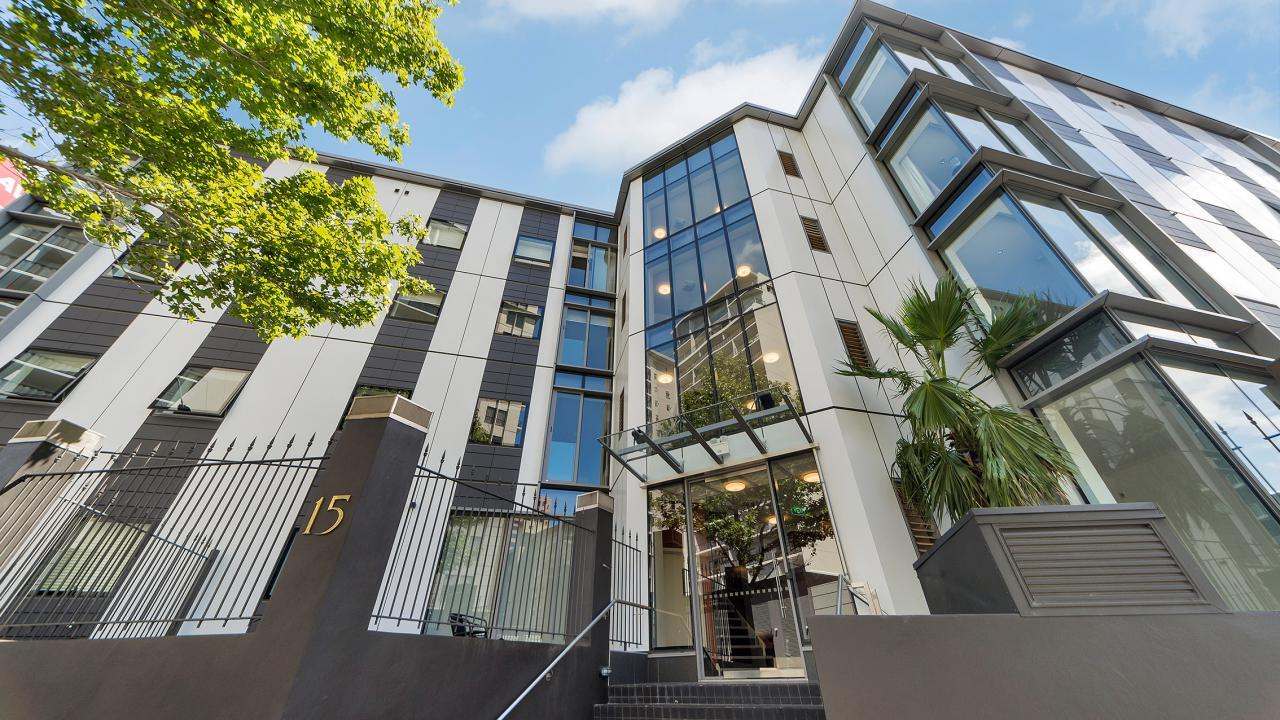 3S/15 Nelson Street, Auckland Central