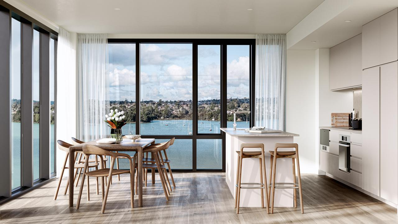 001/45 Hudson Bay Road - Launch Bay , Hobsonville Point