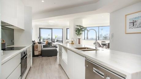 Apartment 902, 8 Hereford Street, Freemans Bay