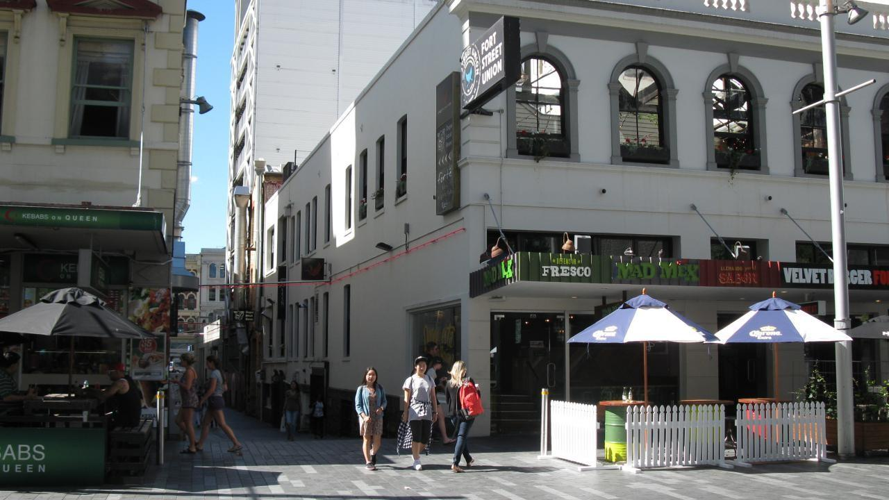 16 Fort Street, Auckland Central