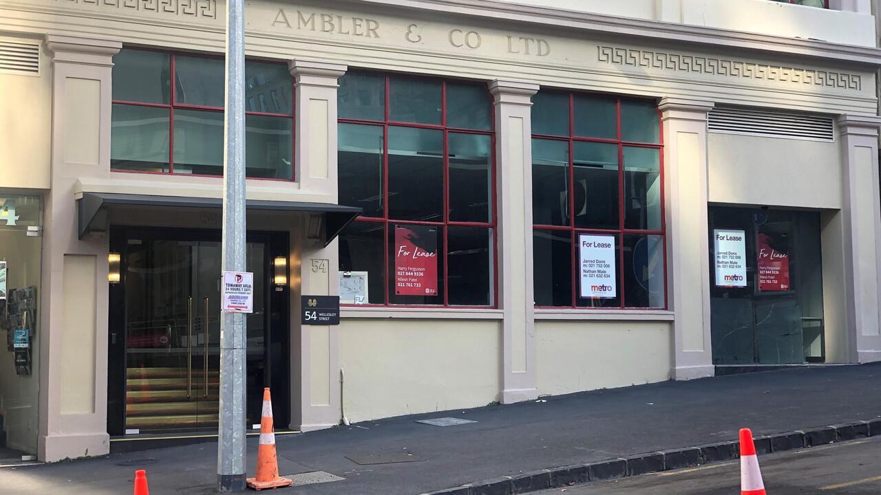 54-56 Wellesley Street, Auckland Central