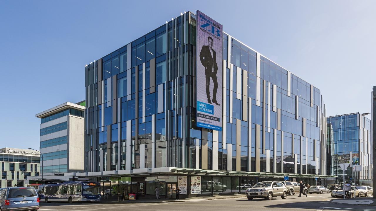 2-4 Graham St, 5 Hardinge St, Auckland Central