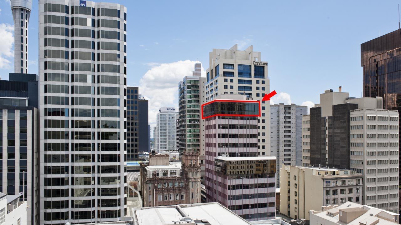 14/175 Queen Street, Auckland Central