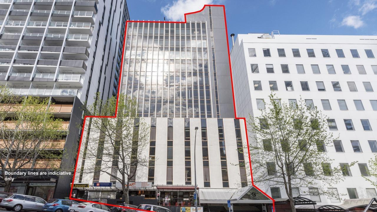 3-15 Wakefield Street, Auckland Central