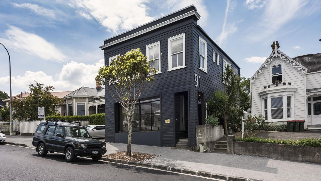 91 College Hill, Ponsonby