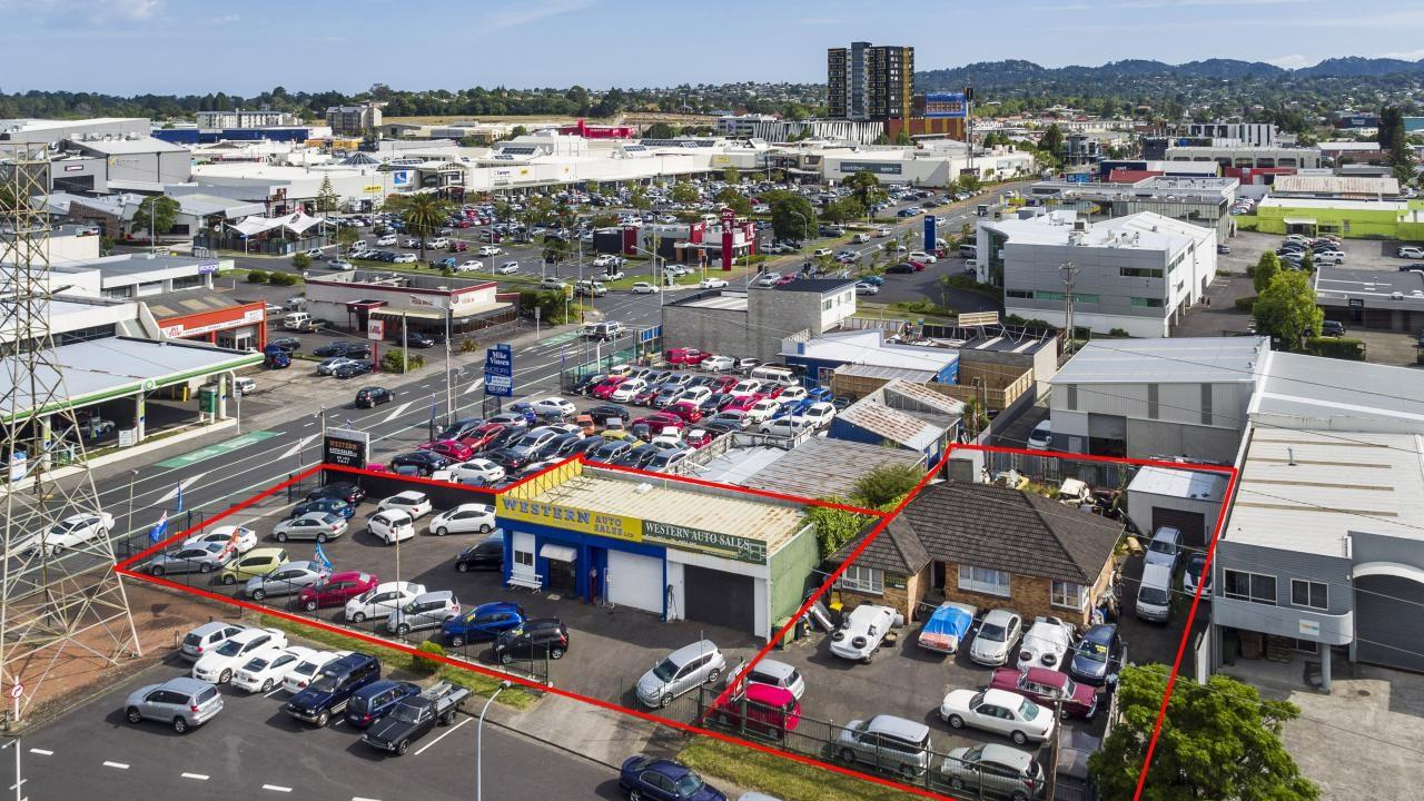 3019 Great North Road and 2 Bentinck Street, New Lynn