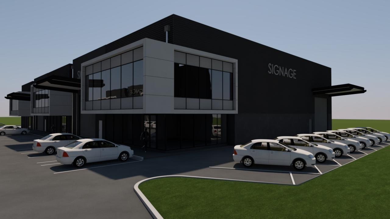 Units A, B and C/5-7 Workspace Drive, Hobsonville