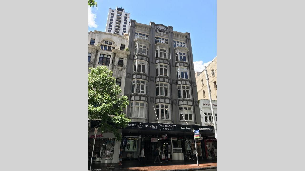 166 Queen Street, Auckland Central