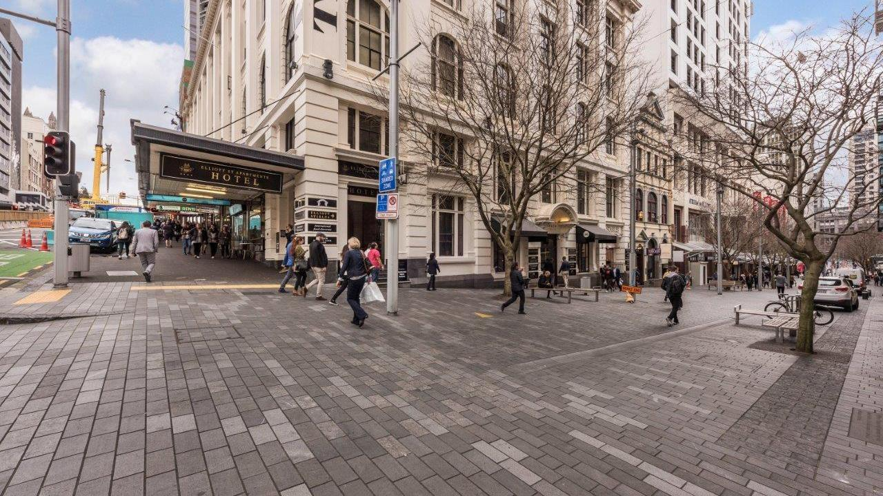 15-31 Wellesley Street West , Auckland Central