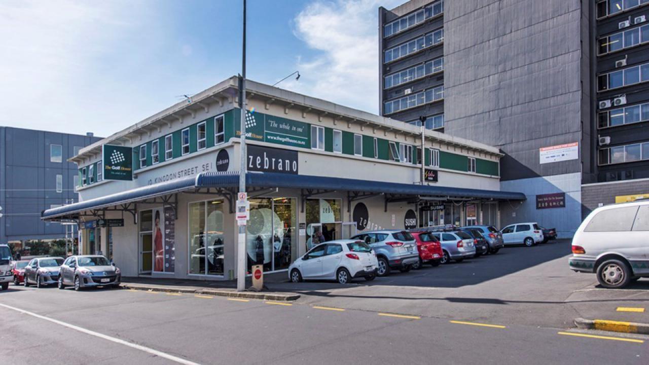 10-12 Kingdon Street, Newmarket
