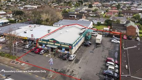 303-305 Great South Road, Papakura