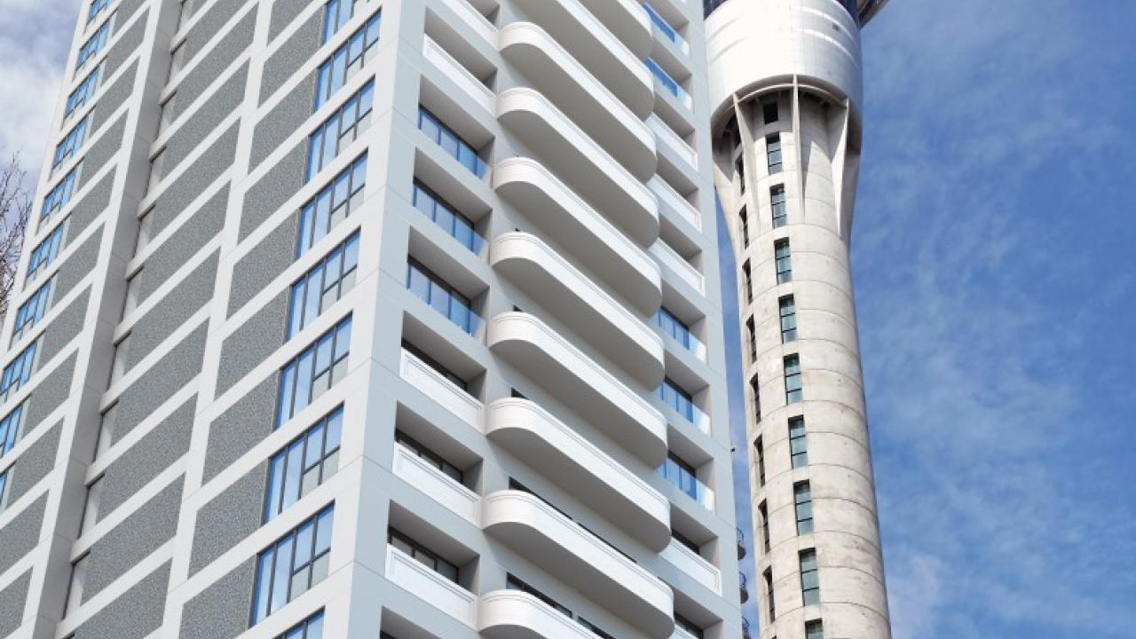 66 Hobson Street, Auckland Central