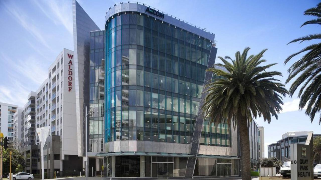 8 Mahuhu Crescent, Auckland Central