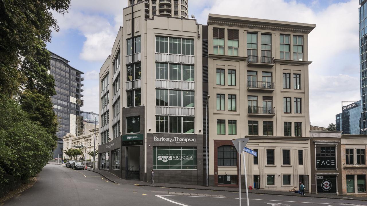 50 Kitchener Street, Auckland Central