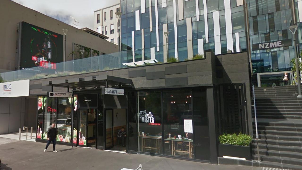 B8/2-4 Graham St and 5 Hardinge St, Auckland Central