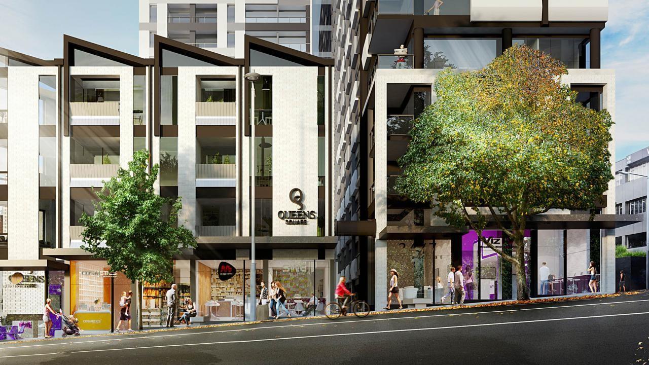 438 Queen Street, Auckland Central