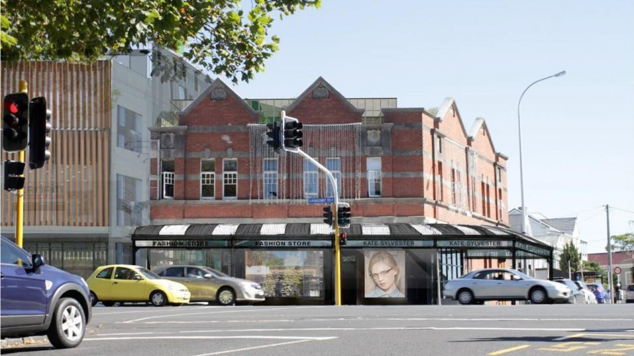 132-134 Ponsonby Road, Grey Lynn