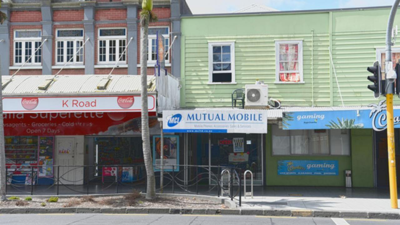366-368 Karangahape Road, Auckland Central
