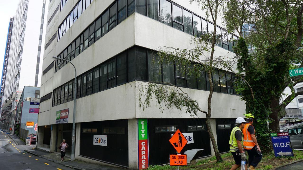 16 Waverley Street, Auckland Central