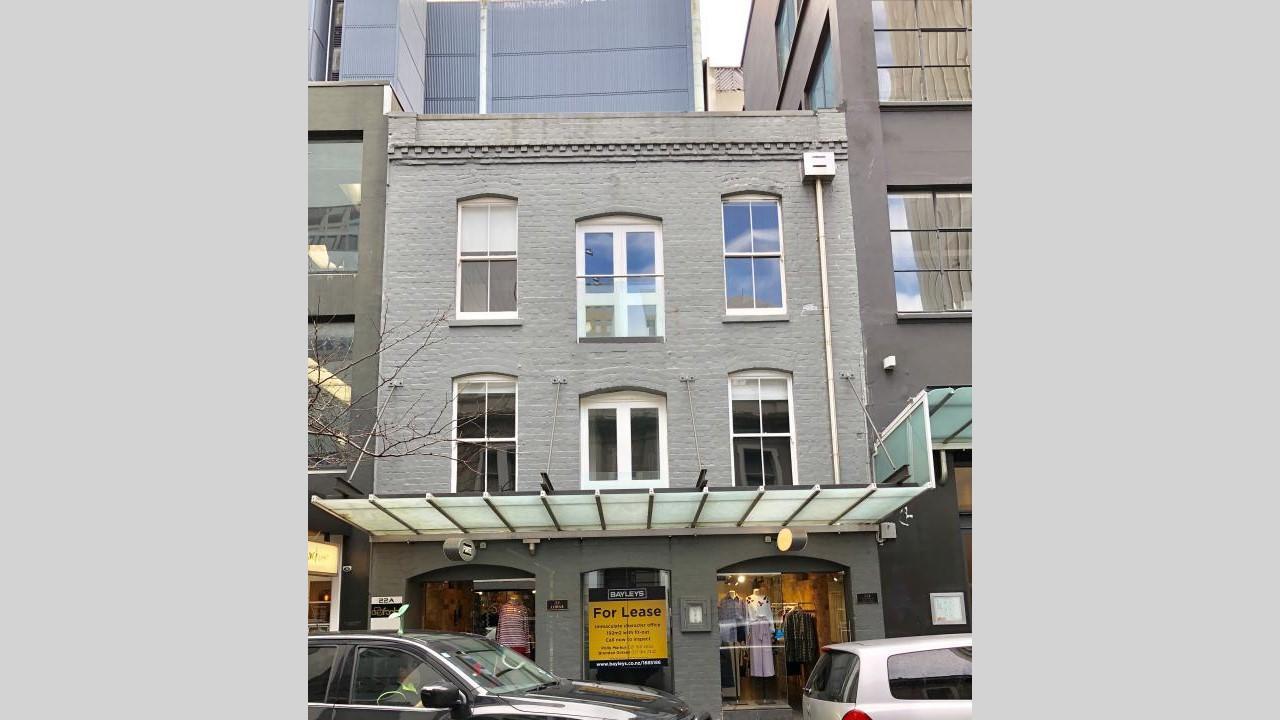 22 Lorne Street, Auckland Central