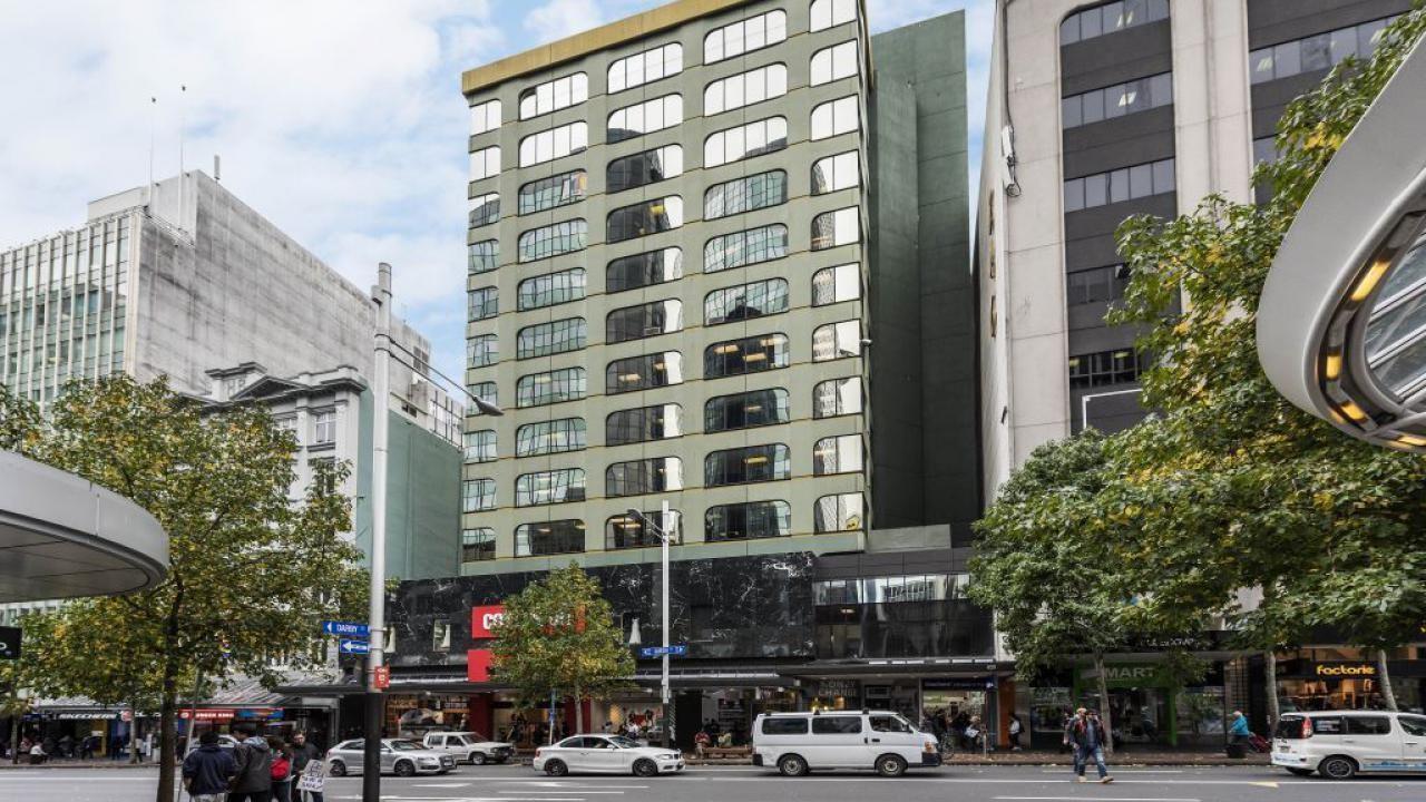 238 Queen Street, Auckland Central