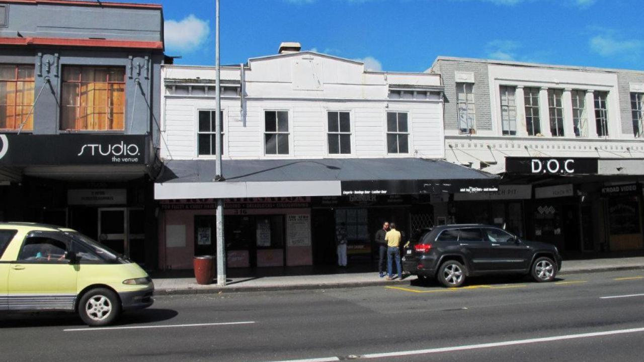 350 Karangahape Road, Auckland Central