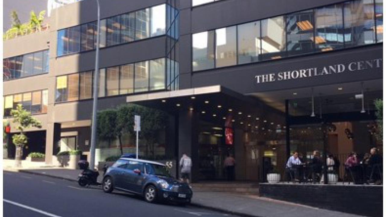 55 Shortland Street, Auckland Central