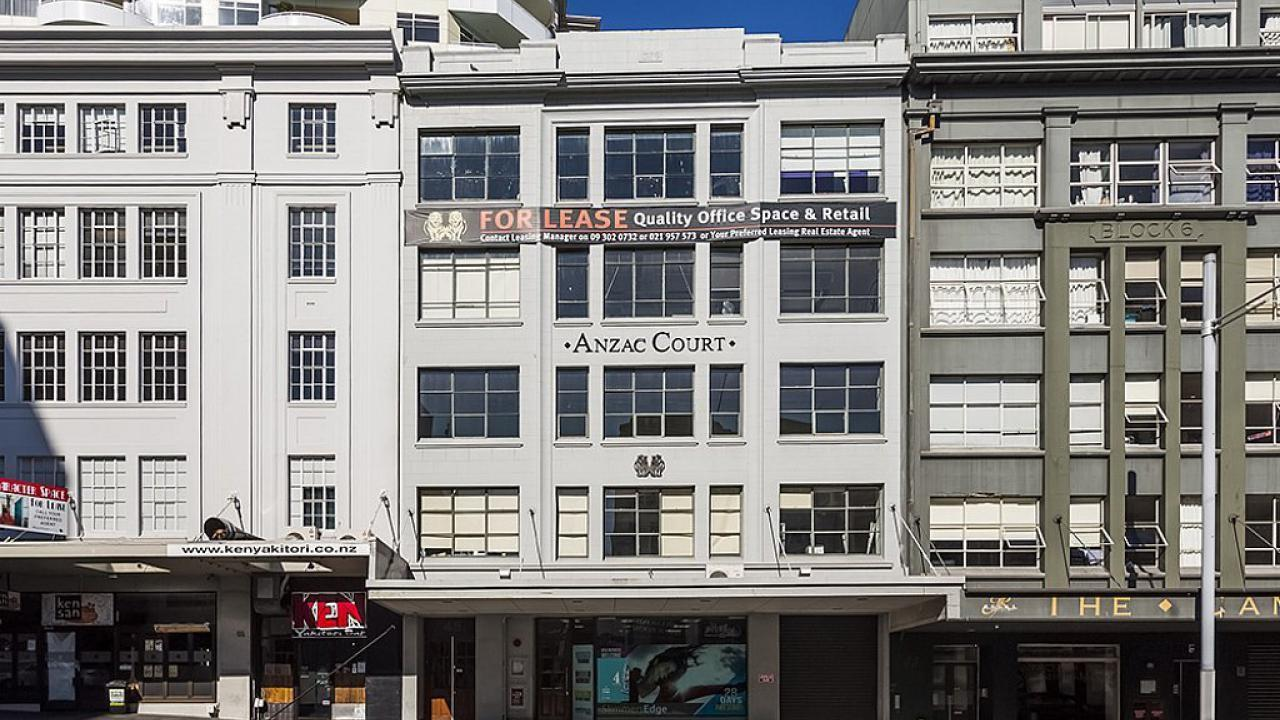 45 Anzac Avenue, Auckland Central
