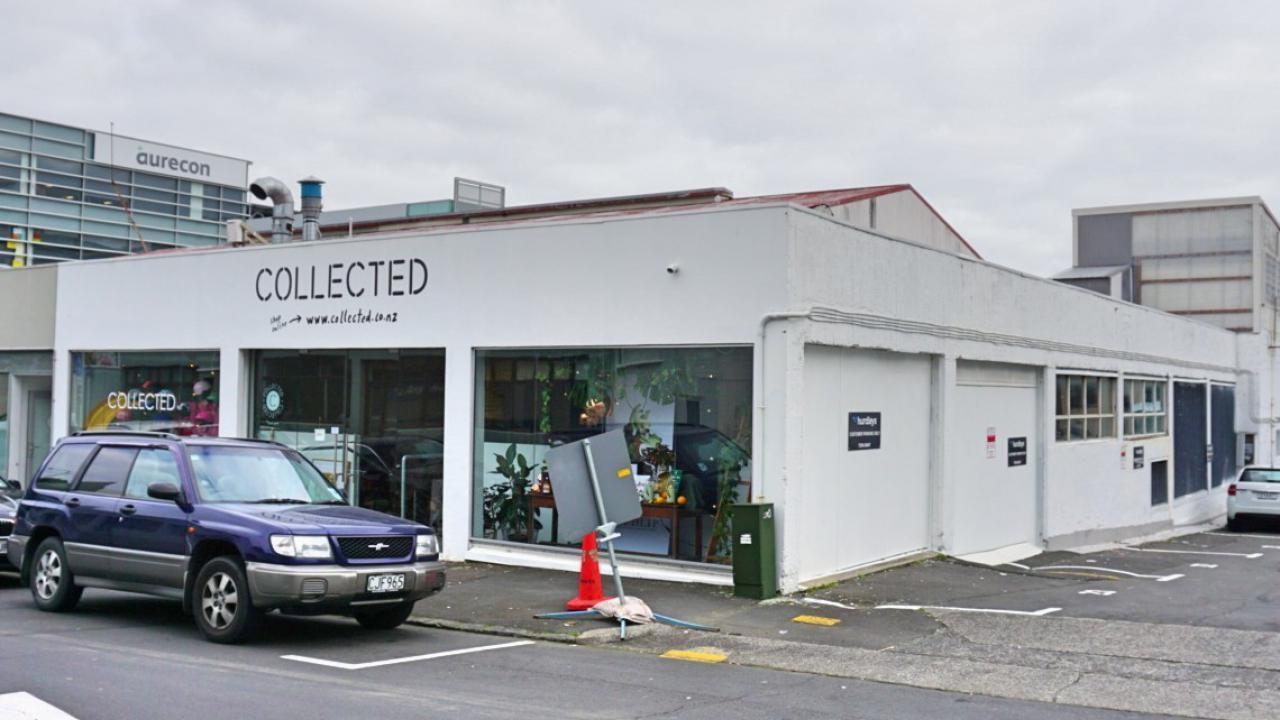 Showroom/110-116 Carlton Gore Road, Newmarket