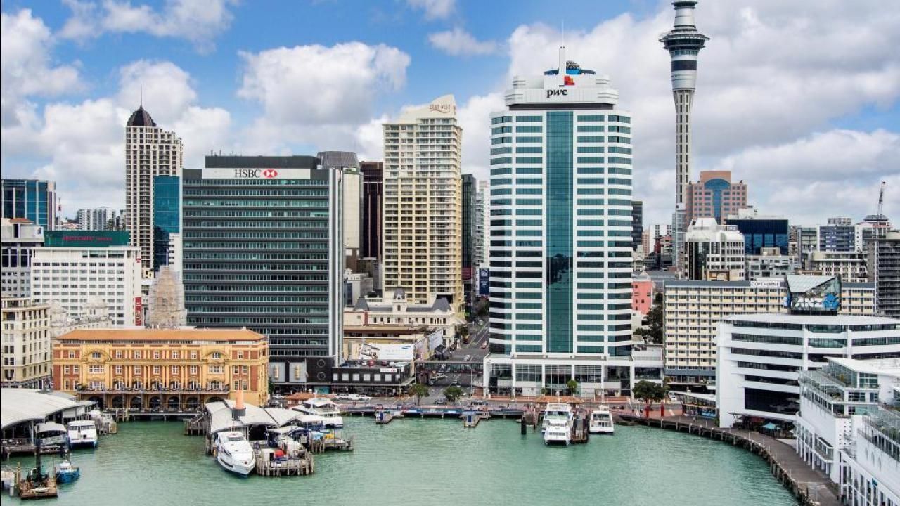 188 Quay Street and 48 Shortland Street, Auckland Central