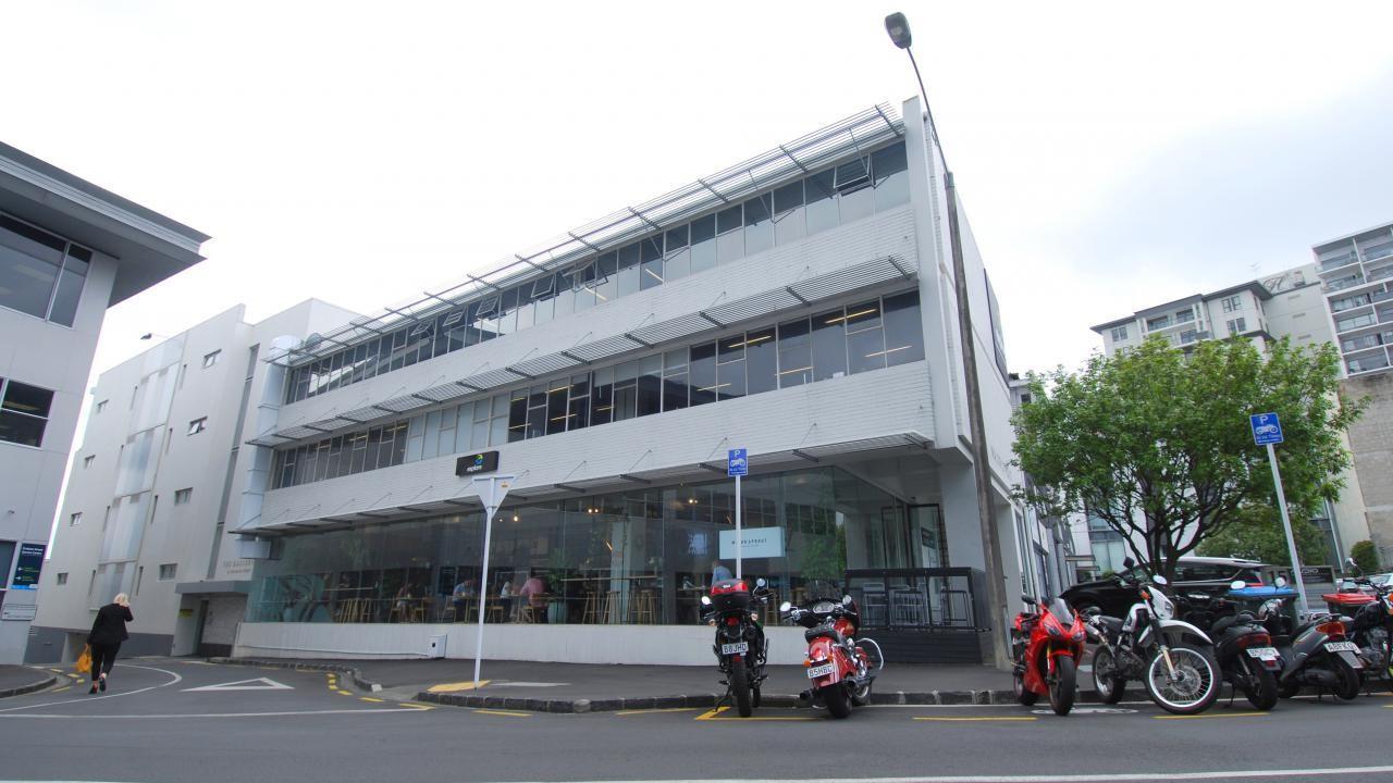 21 Graham Street, Auckland Central