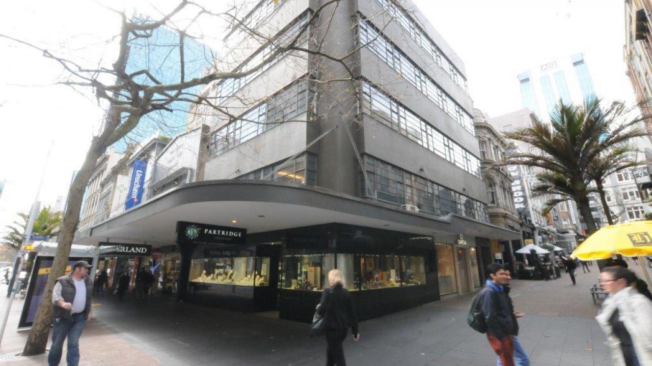 112 Queen Street, Auckland Central