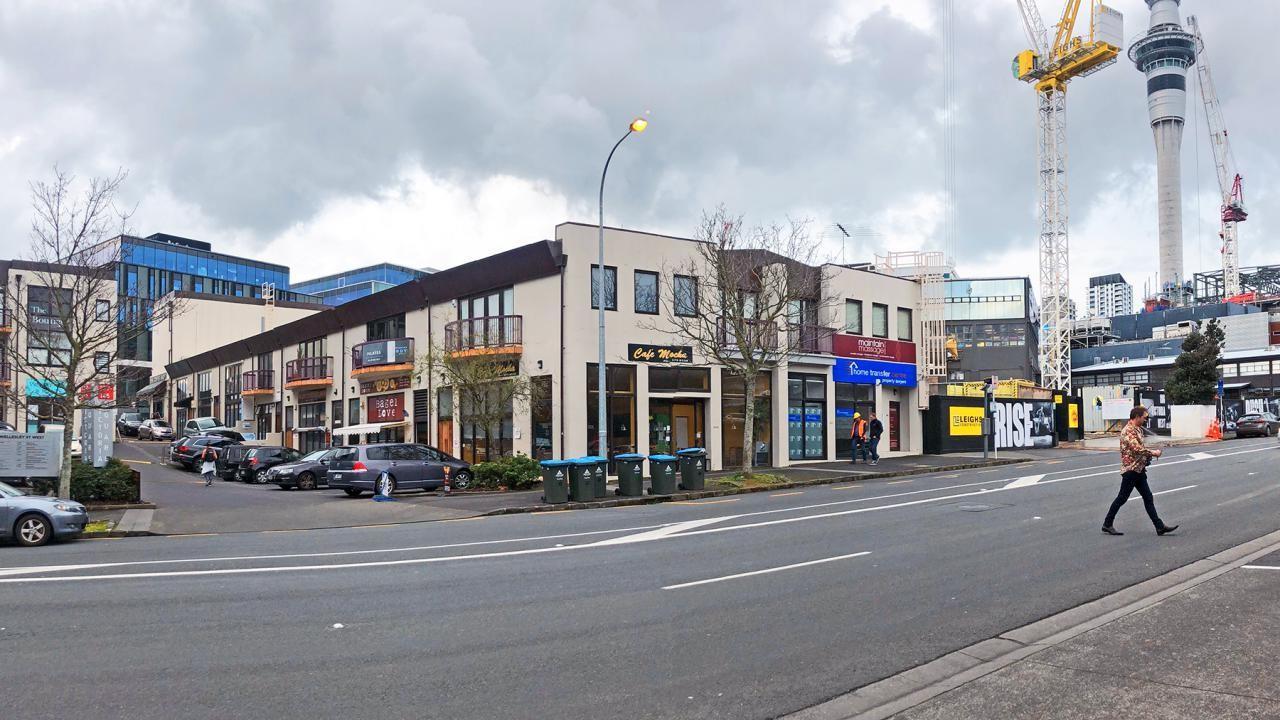 1/145 Wellesley Street, Auckland Central