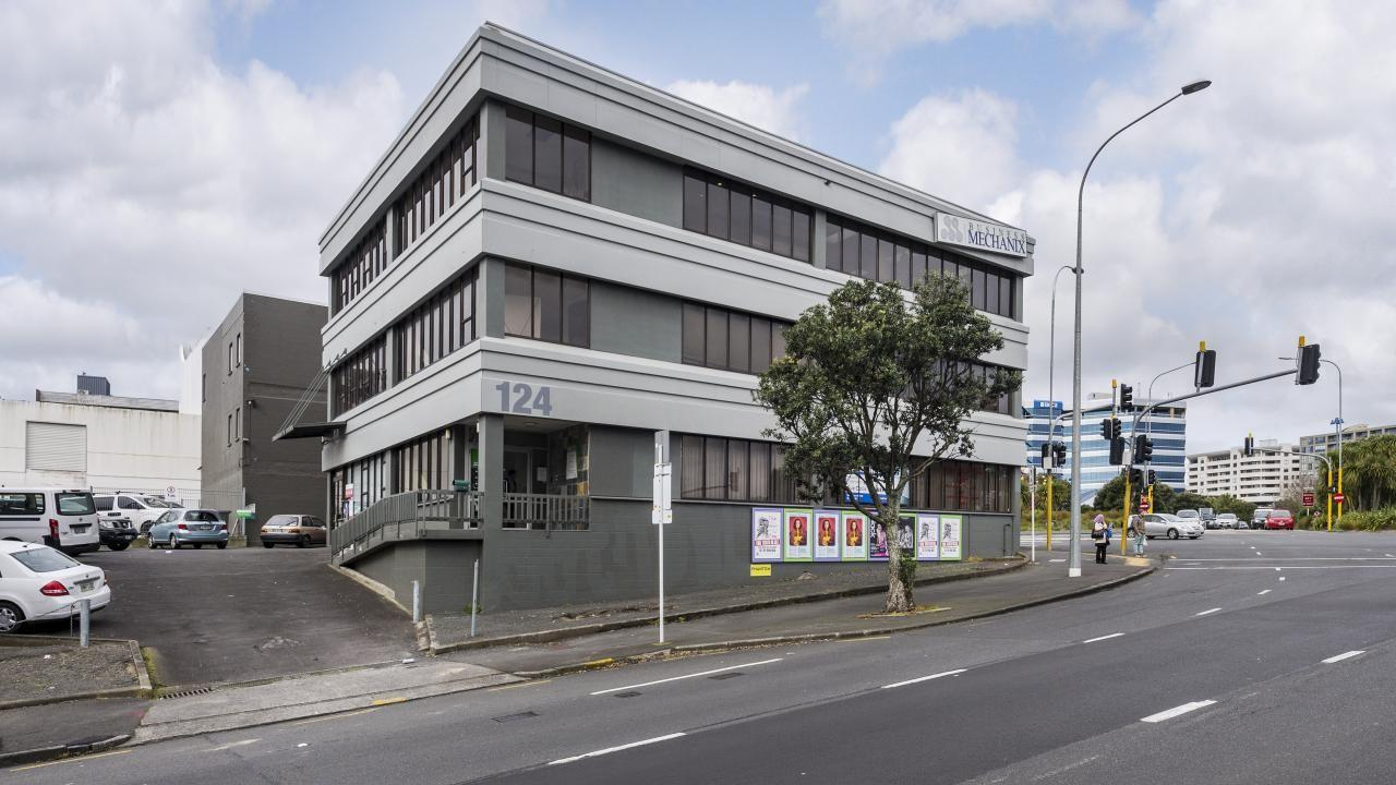 124 Nelson Street, Auckland Central