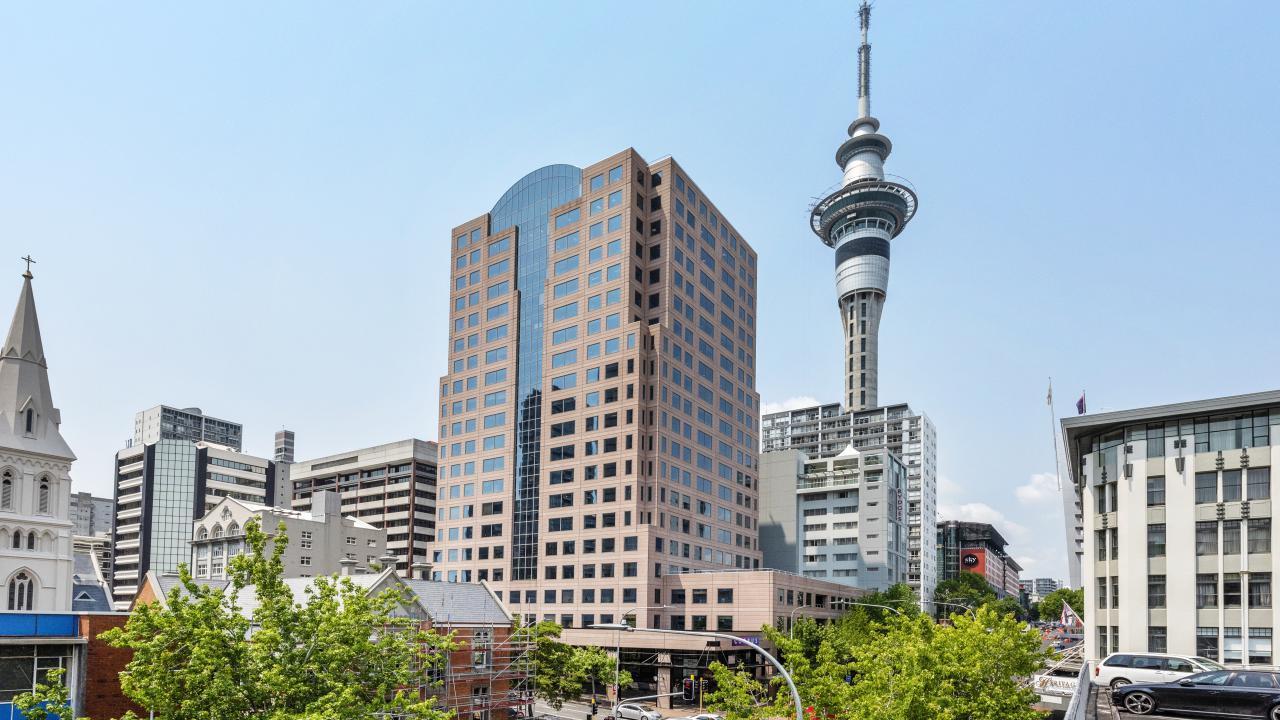 66 Wyndham Street, Auckland Central