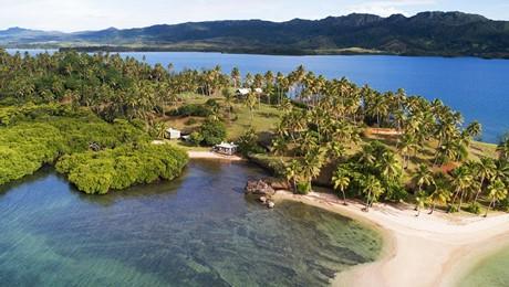 Mai Island Eastern Vanua Levu, Vanua Levu