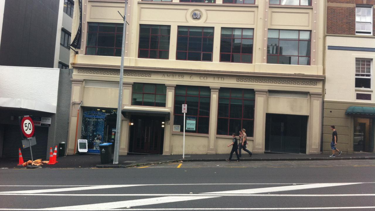 54 Wellesley Street West, Auckland Central