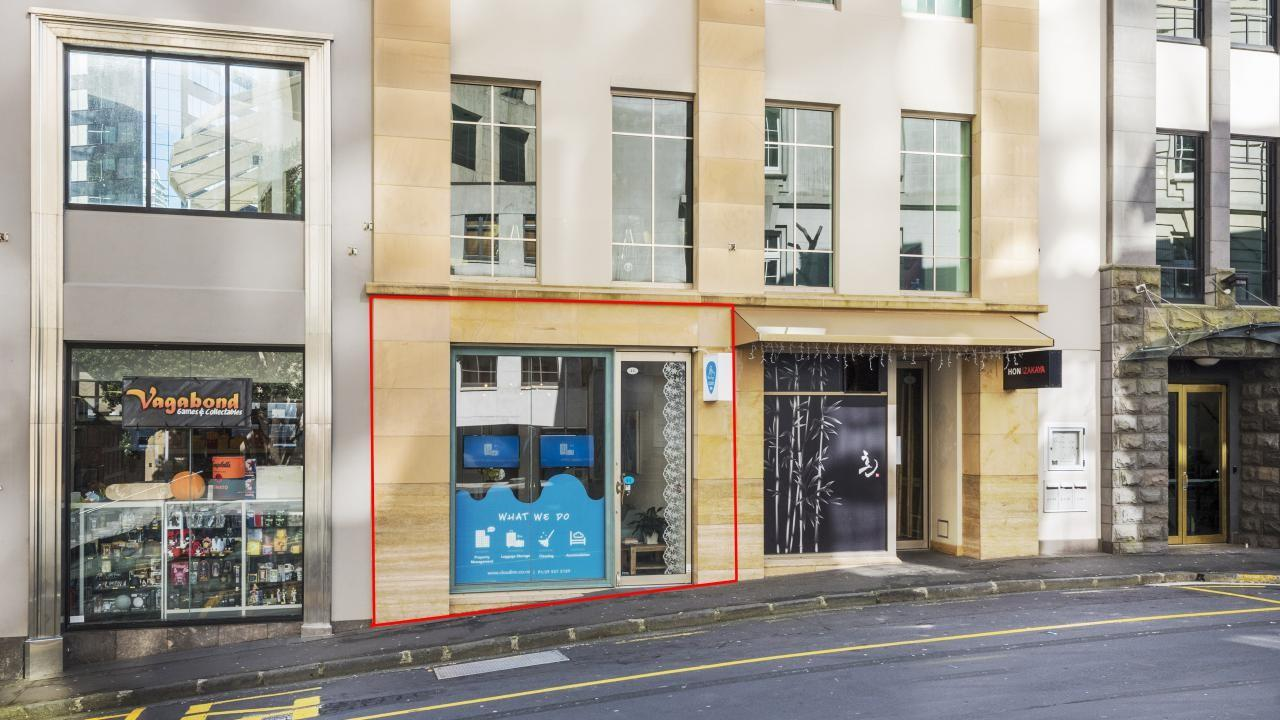 A206/44 Courthouse Lane, Auckland Central