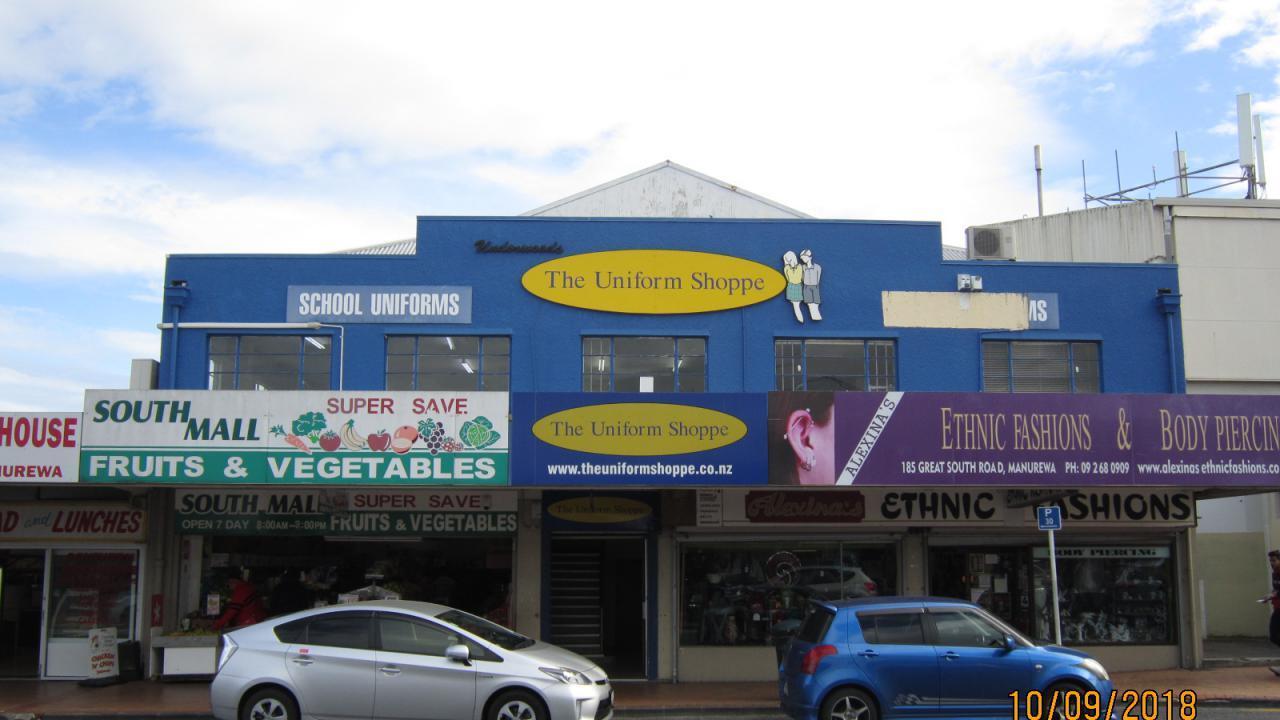 185 Great South Road, Manurewa