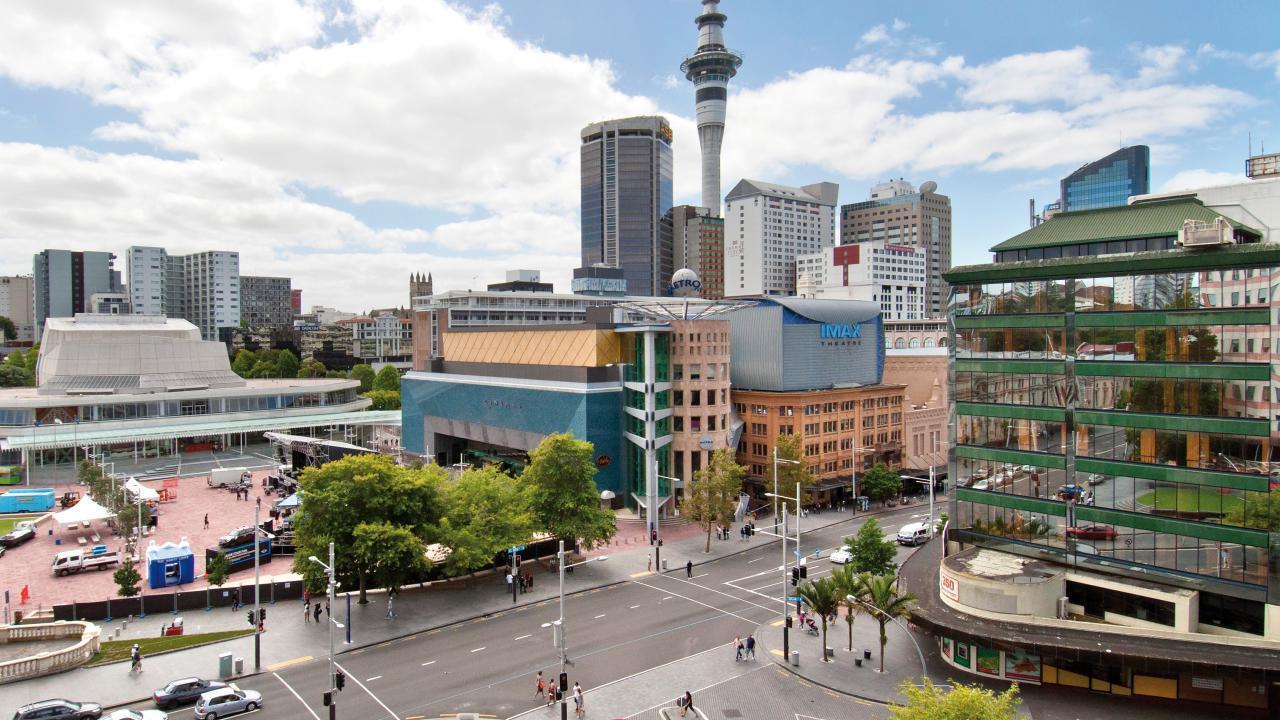 291. Queen Street, Auckland Central