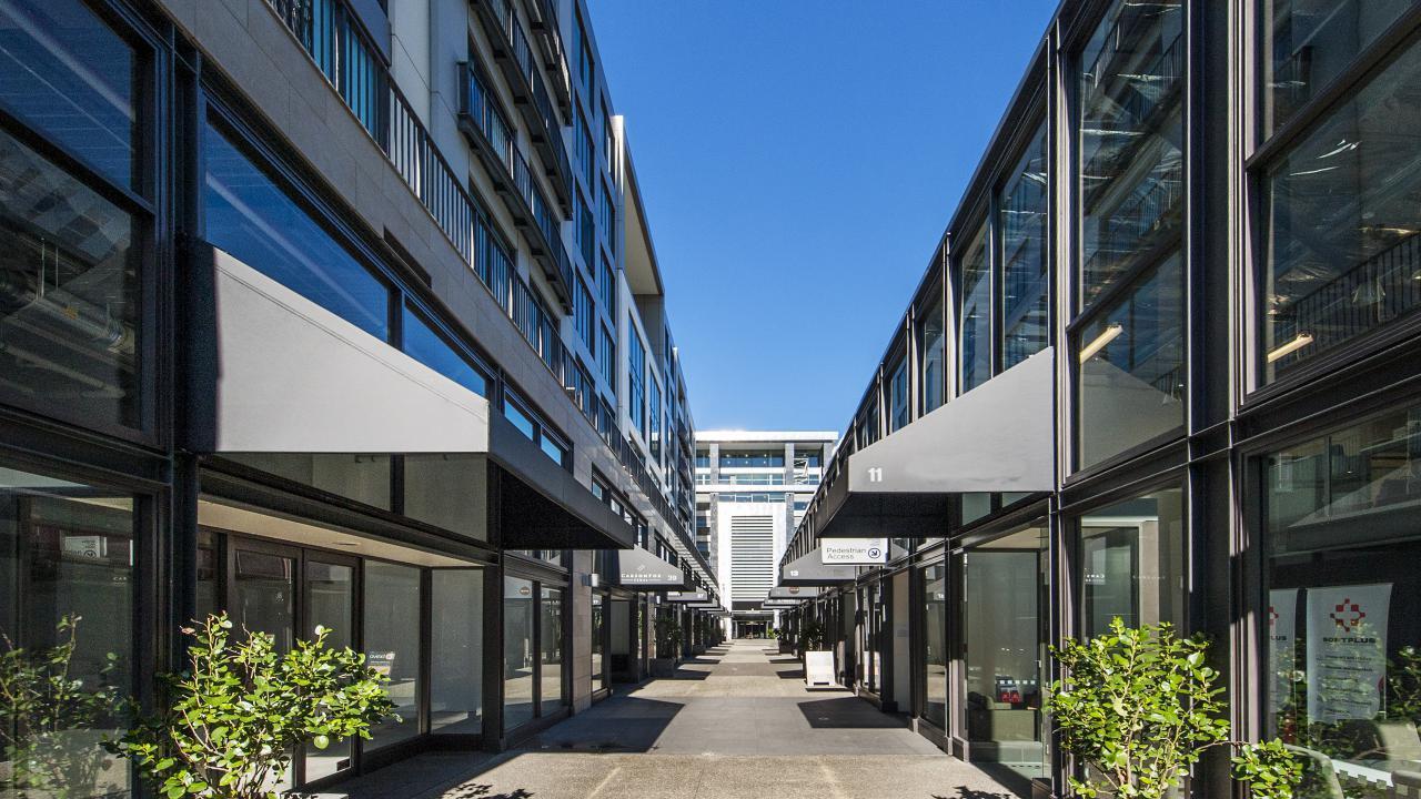 Dockside Lane, Auckland Central