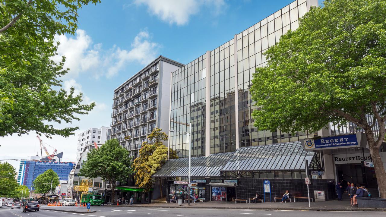 520 Queen Street, Auckland Central